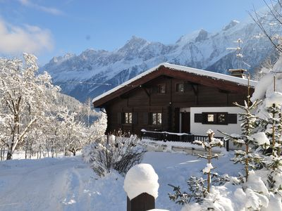 Photo for Chalet Chamonix valley - Les Houches