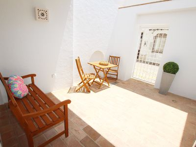 Photo for TV-11 O - New 1 bedroom apartment in the center of Tavira, near the beach (VACATION)