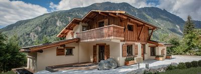 Photo for Luxury 5 Bedroom, 6 Bath Chalet with Jacuzzi, Sauna, Cinema and Fibre Optic WIFI