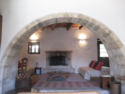 """Photo for """"Helectra"""" traditional house for 4-6 people/located in the castle of  Monemvasia"""