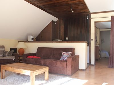 Photo for 2 room apartment (54 m²), large volumes, very quiet, panoramic view, SOUTH