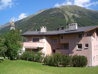 Photo for Holiday apartment Bever for 2 - 6 persons with 2 bedrooms - Holiday apartment in one or multi-family