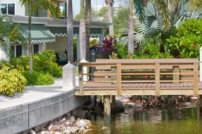 Your Private Waterfront Dock - Great for Fishing!