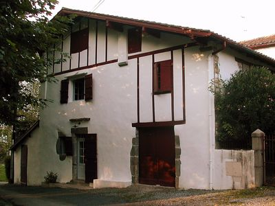 Photo for House in the Basque Country - Larressore. 3 bedrooms.