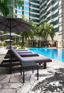 Photo for Spacious 1 BR Residence in City - 2 Pax