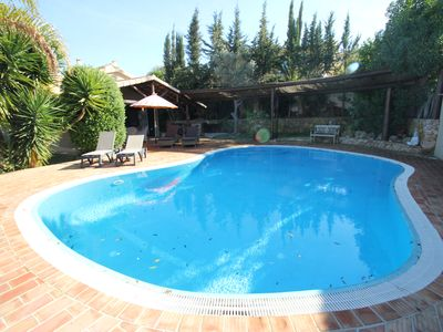 Photo for Lovely 3 Bedroom Villa with Pool in Quiet Cul-de-Sac