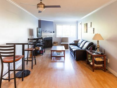 Photo for 1BR Apartment Vacation Rental in Coquitlam, BC