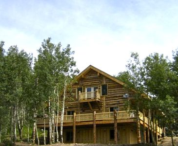 Photo for High Mountain Lodges, Accommodate up to 65 Family Reunions & Corporate Retreats
