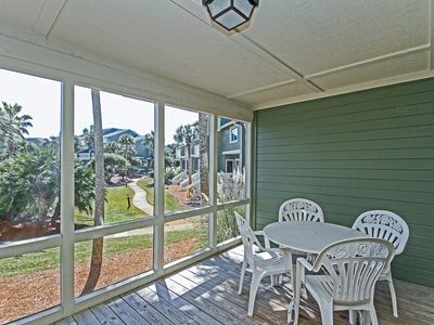 Photo for Close Beach Access | Wifi | Community Pool | Screened In Porch | 2 BR Wild Dunes Villa