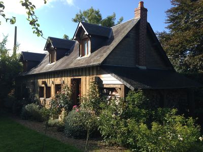 Photo for Maison D'Amis, The Perfect Normandy Cottage, Close To The Sea.