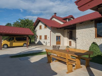 Photo for Luxury Villa Joja with swimming pool & SPA