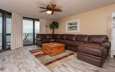 See why our guests come back!! Phoenix VI 3BR Condo 6th floor!