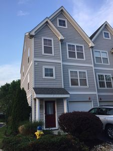 Photo for Designer Decorated Townhome with Pool,  near outlets, beach, playground, WiFi