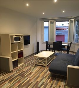 Photo for Modern 3 room apartment Magnan