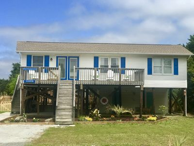 Photo for Prior Engagement: Pet Friendly 3 BR Beach Cottage on The Point at Emerald Isle