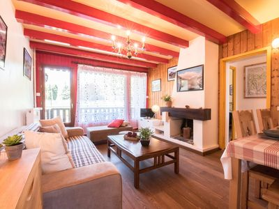Photo for Two-Bedroom Apartment In Saint Lary