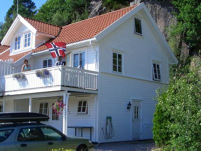Photo for 8 person holiday home in lindesnes