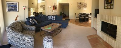 Photo for Beautiful newly remodeled 2 bed/2 bath with great views in Monterey Country Club