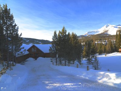 Photo for Ski In/Ski Out (almost) Spacious home with Hot Tub