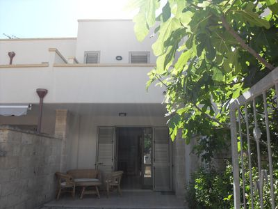 Photo for Beautiful villa on three floors with sea view.