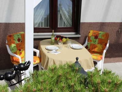 Photo for Quiet apartment with terrace (Bad Marienberg, Westerwald) for 2-4 persons