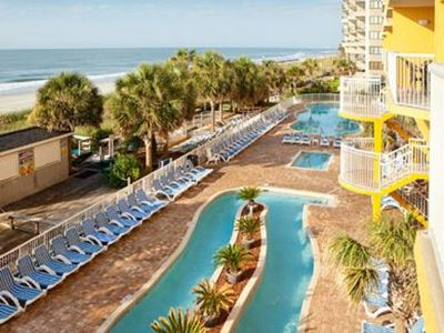 Photo for Condo in Myrtle Beach in July