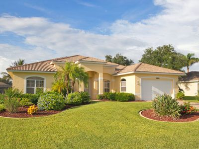 Photo for Vacation home Sunny Villa in Cape Coral - 8 persons, 5 bedrooms