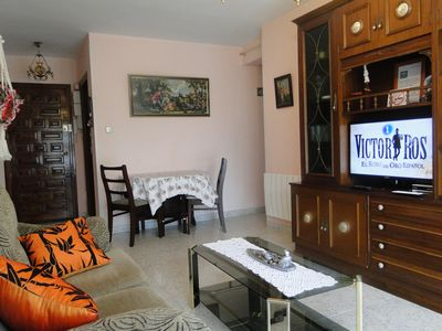 Photo for APARTMENT T PLEABLE 60m ² in MARBELLA 4 PEOPLE CENTER AND BEACH 20min walk