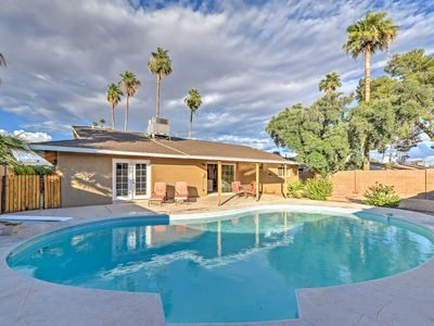 Photo for Modern Scottsdale Home w/Pool+Patio 15 Mins to ASU