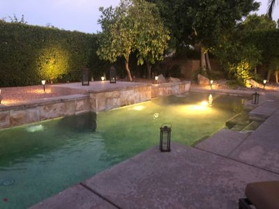 Photo for ClassyModernCasita for 2 with Pool and Heated spa