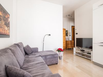 Photo for THE GATEWAY-Cozy Apartment All equipped, in the Historical City Center of Bologna