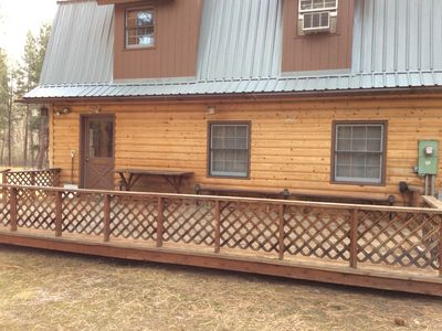 Photo for Cabin for rent available June through October