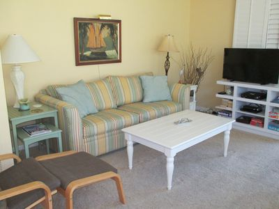 Photo for Lovely Pet Friendly Condo with Gulf View