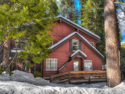 Photo for Charming Tahoe Cabin w/ HOA and Private Beach