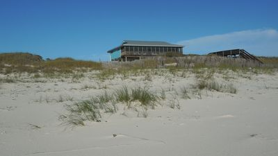 Photo for Remodeled & Secluded Gulf Front home ...Close to State Park ...Booking Now!