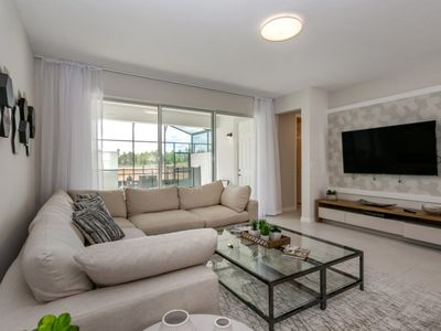 Photo for 🏠⚡⚡⚡Great Deal! BRAND NEW 3 Bed Luxury Home in a Surfing Water Resort⚡⚡⚡🏠