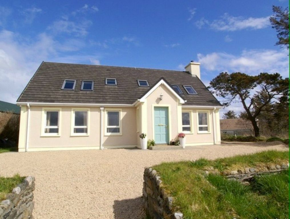 cottage costiere irlandese di lusso vicino dundonegal