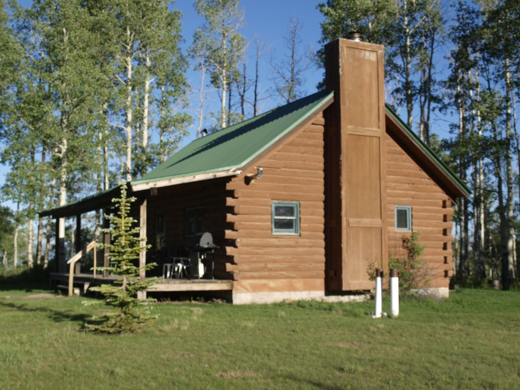 Summer vacation big game hunting homeaway for Cabine colorado aspen
