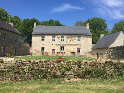 Photo for Cottage village in the heart of Brittany