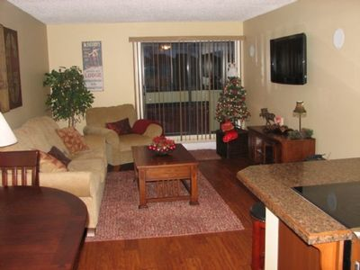 Photo for Updated Condo. This rental property is located in beautiful Big White, British Columbia, Canada and we look forward to your inquiry and/or reservation.