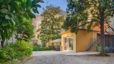 Photo for Casa Magnolie is a fully equipped, cozy and quiet apartment in a private garden