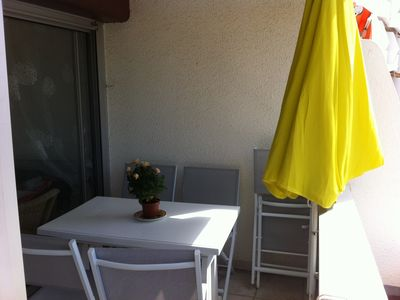 Photo for Apartment Grande-motte 4/5 pers 200m from the beaches