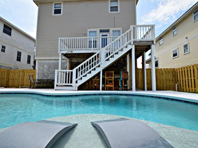 Photo for Perky Pelican - BRAND NEW POOL!! BOOK NOW!!