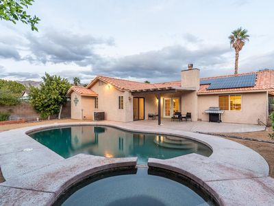 Photo for Tranquil Desert Getaway Home with Pool and Spa