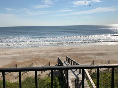Photo for Luxury Beach Front Condo - Newly Remodeled