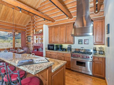 Photo for Gorgeous 3 Bedroom Home in Mountain Village with Ski Access