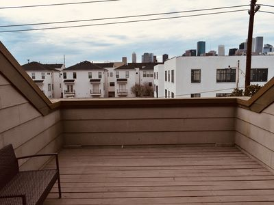 Photo for Modern EaDo Townhome w/Private Terrace