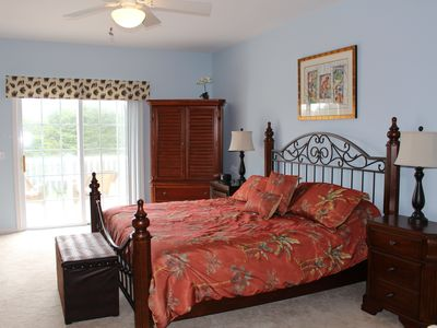 Photo for 4 brm home w/pond view, 1 mile to the beach.