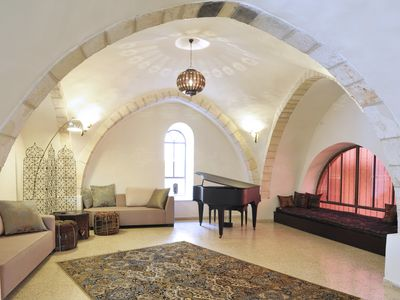 Rova Arches Luxury Suite — As Featured in the Jerusalem Post!