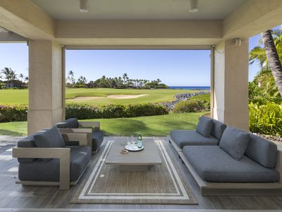 Photo for New to Market!  Ocean Views & Contemporary - Hillside Villa #7101 at Four Seasons Hualalai Resort